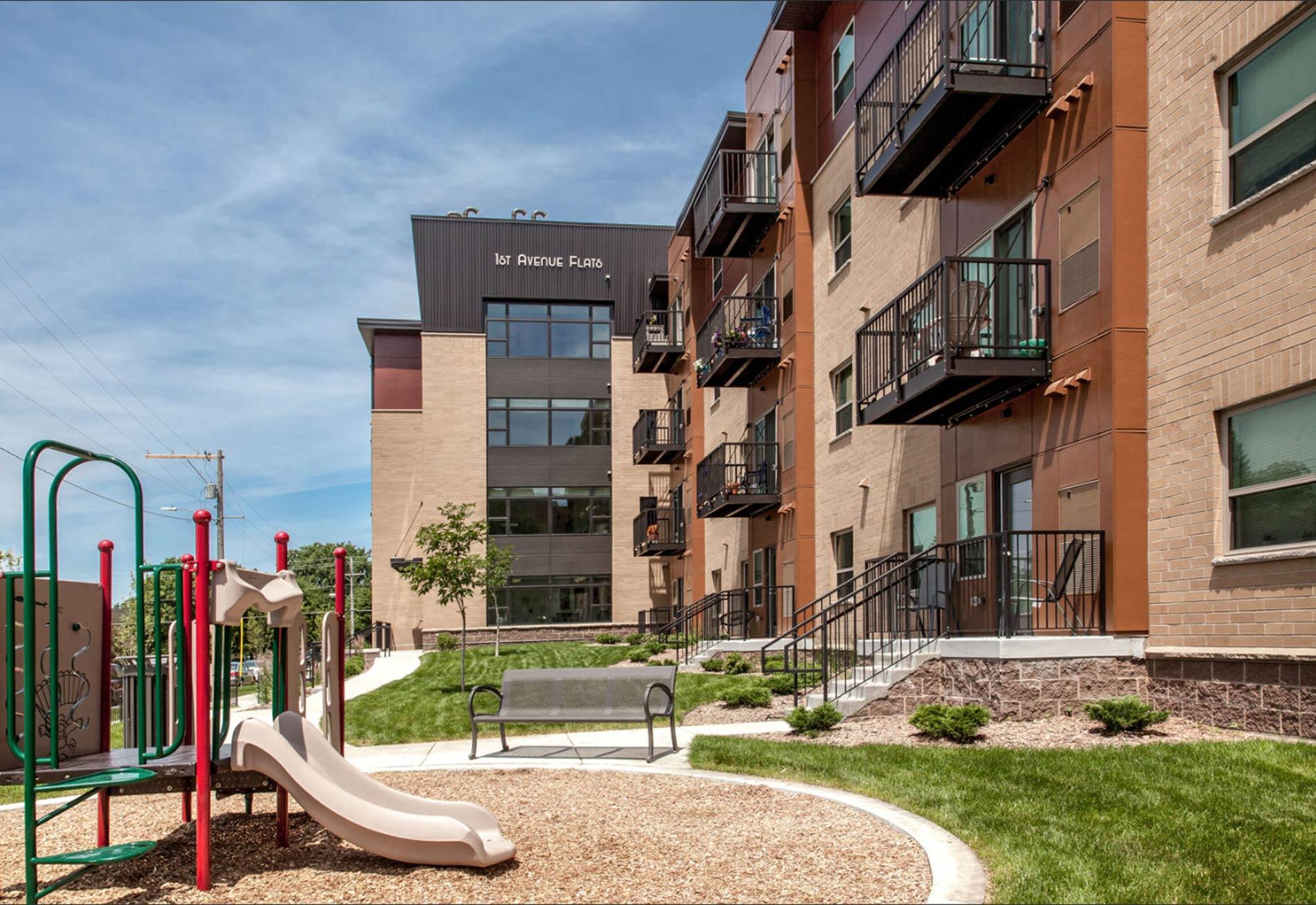 1st Avenue Flats Architectural Project