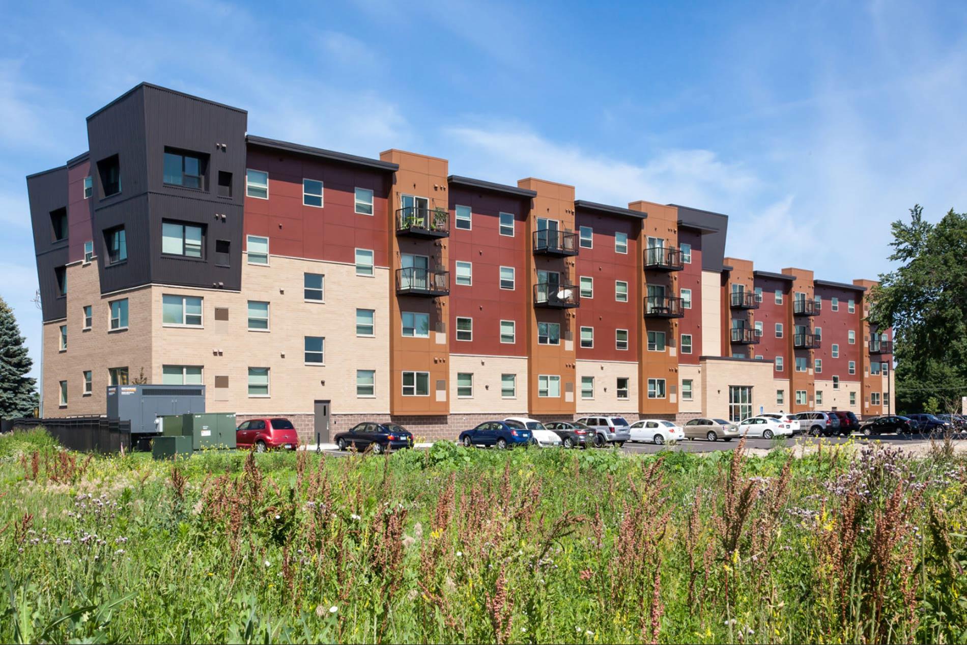 1st Avenue Flats Architecture