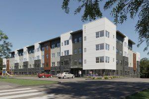 Lexington Flats Contemporary Architecture