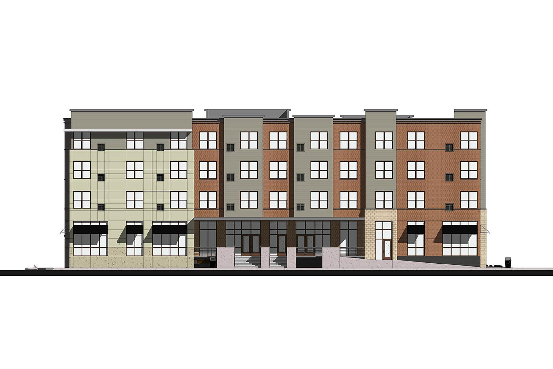 Main Square Winona Architectural Project