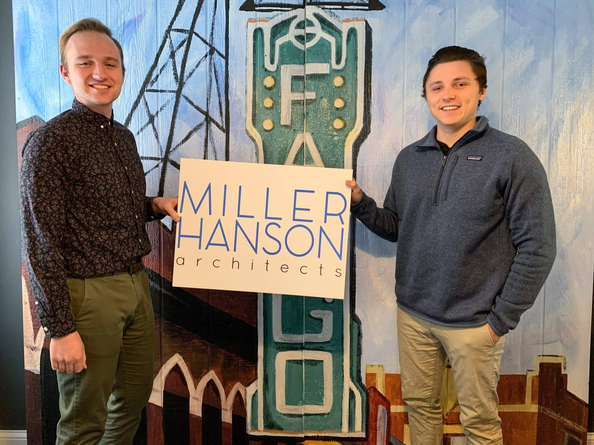 Two Miller Hanson Employees In Fargo Office