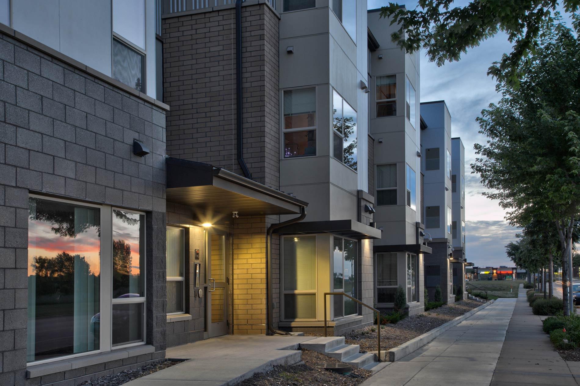 Sunwood Village Architectural Design